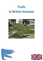 Link to pdf about trails in Bräcke kommun